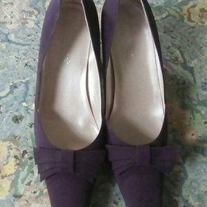 Pretty cute plump shoes 💜